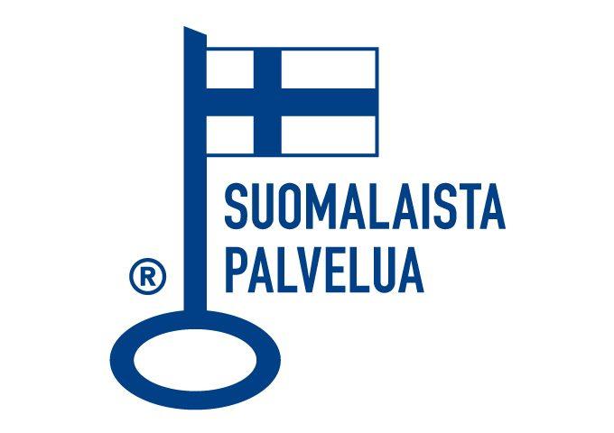 Olemme 100% suomalainen yritys